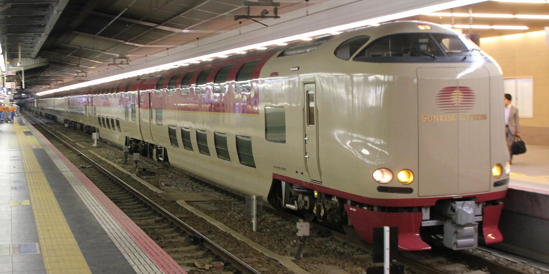 285系 | 鉄道車両ライブラリー